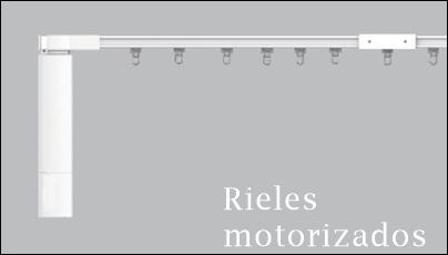Rieles motorizados