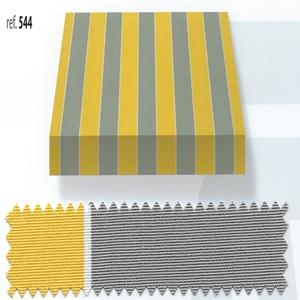 Toldos amarillos