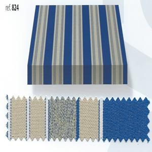 Toldos azules