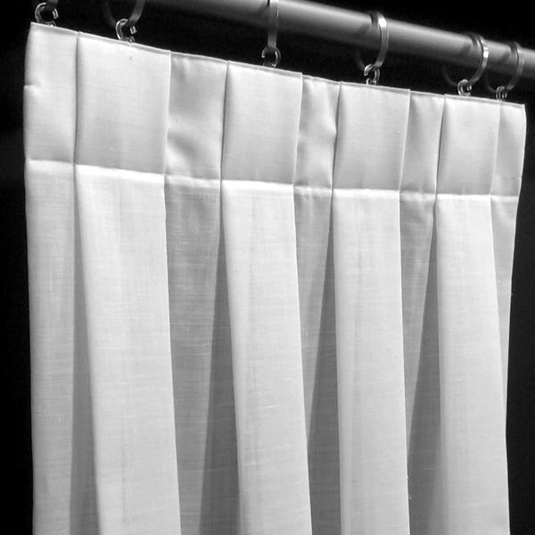 Cortina tradicional arastor for Anillas con pinza para cortinas
