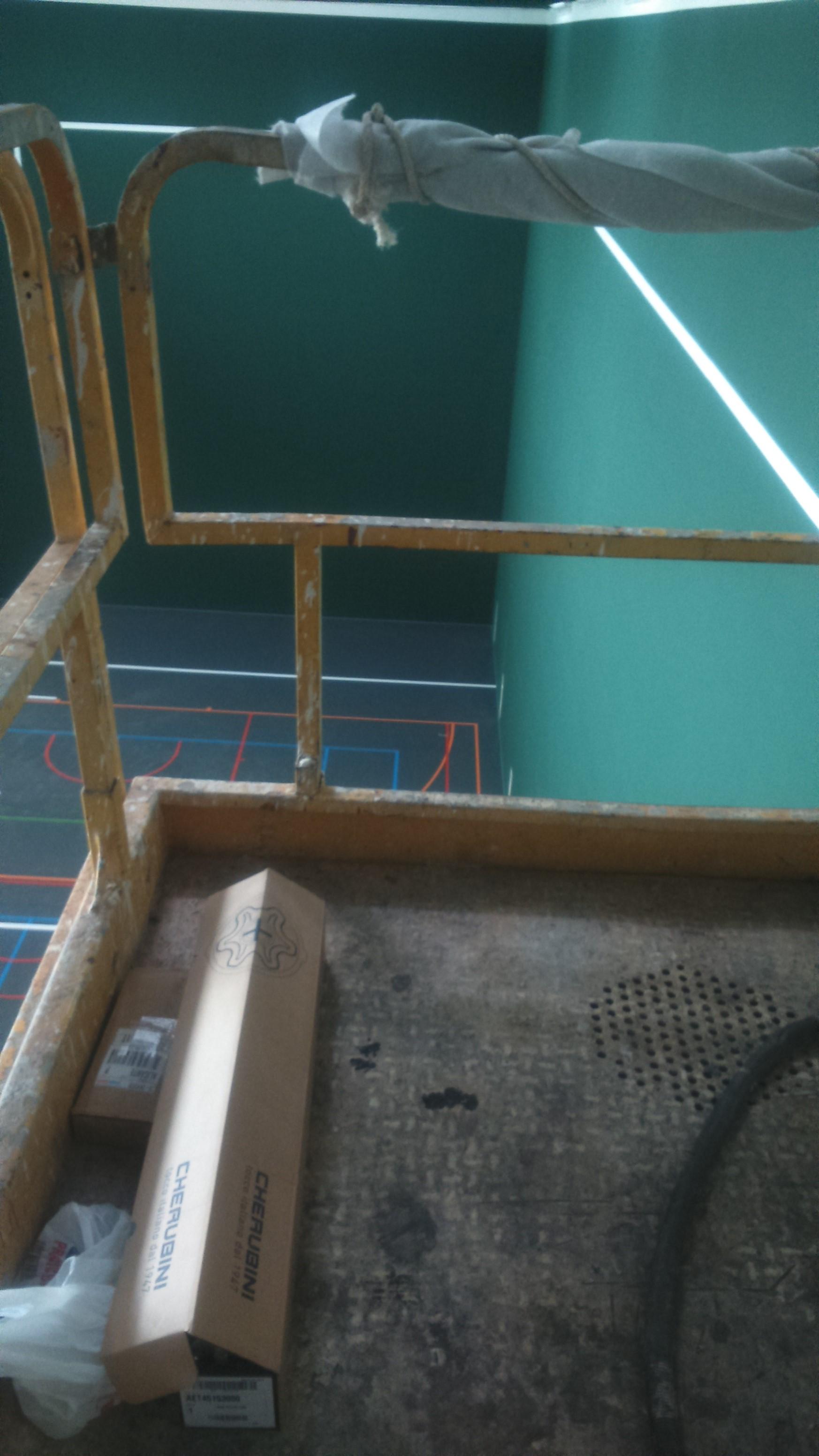 edificios polivalentes instalaciones en altura