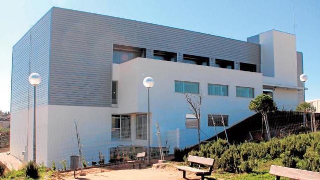 edificio polivalente frontón de aldeatejada