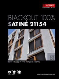 BLACKOUT SATINÉ